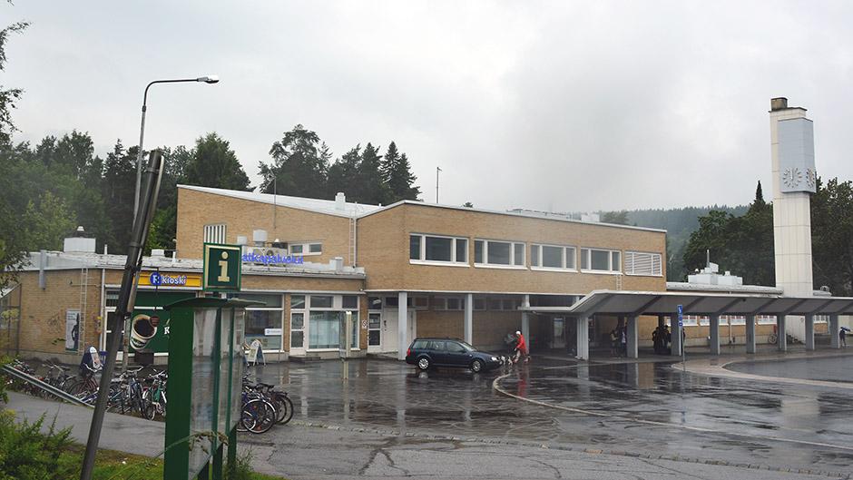 Kuopion Linja Autoasema Kartta   Kartta