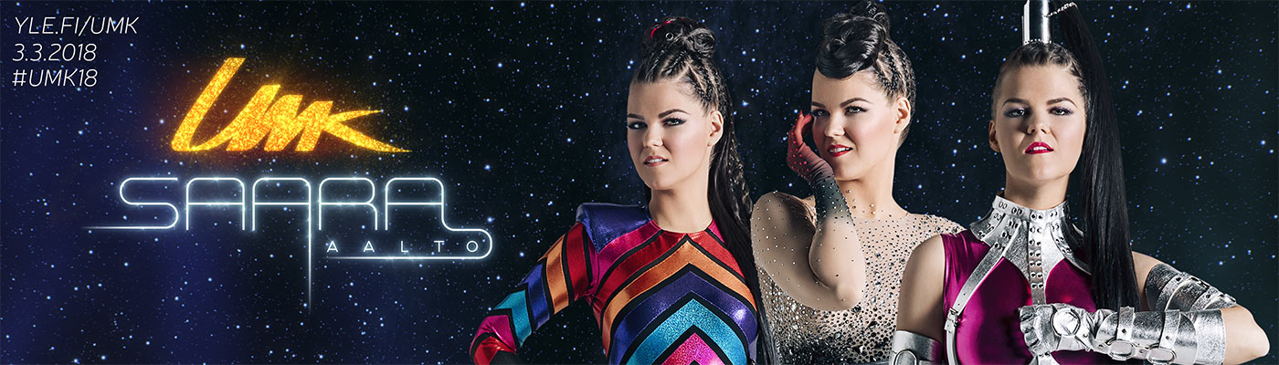 Subject page header image for UMK18 Saara Aalto