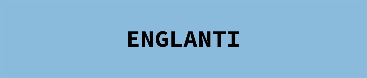 Aihesivun Englanti pääkuva