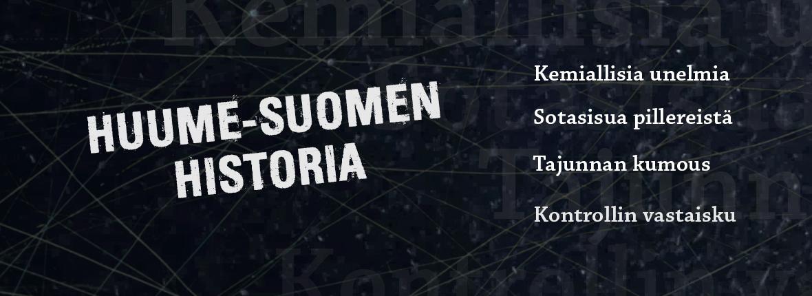 Aihesivun Huume-Suomi pääkuva