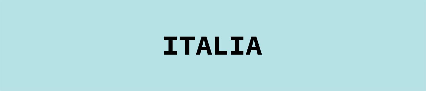 Aihesivun Italia pääkuva