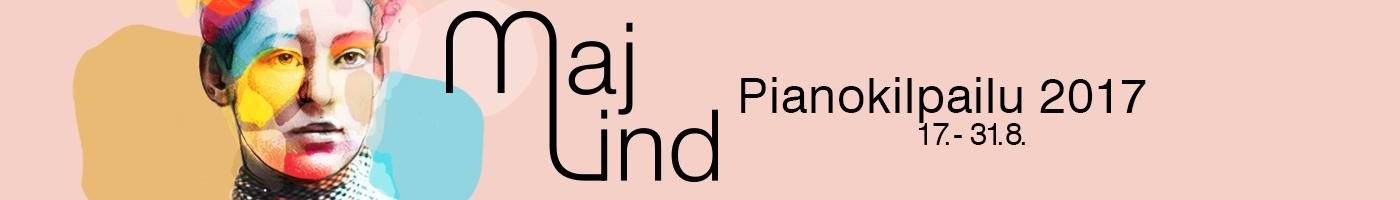 Aihesivun Neljäs kansainvälinen Maj Lind -pianokilpailu 2017 pääkuva