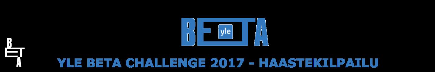 Aihesivun Yle Beta Challenge pääkuva