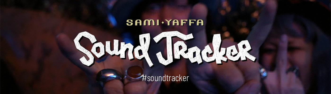 Aihesivun Sound Tracker pääkuva
