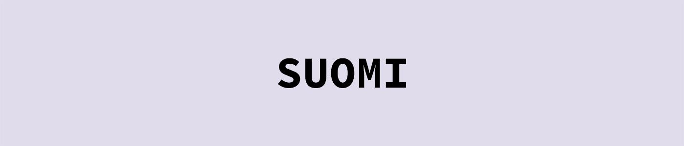 Aihesivun Suomi pääkuva