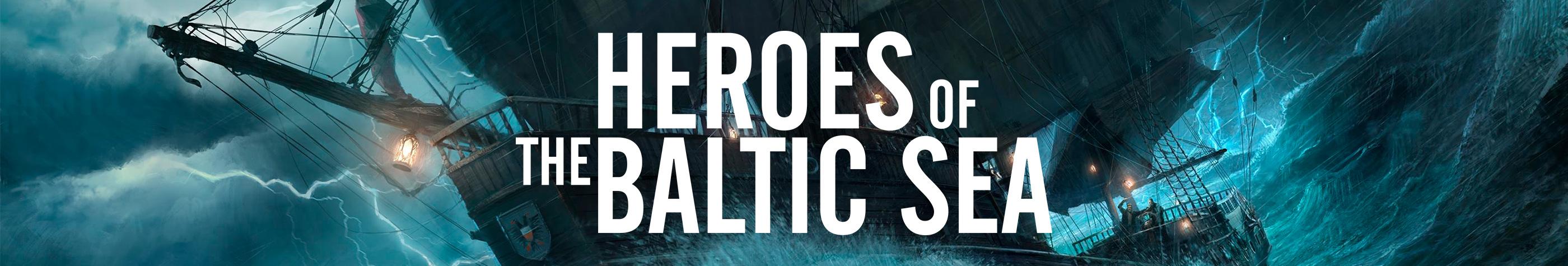 Aihesivun The Heroes of The Baltic Sea pääkuva