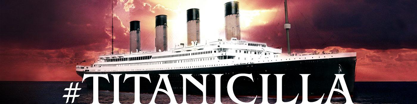 Aihesivun Titanicilla pääkuva