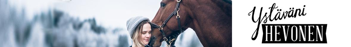 Aihesivun Ystäväni hevonen pääkuva