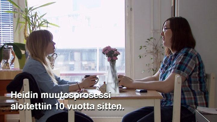 transseksuaali blogi Nokia