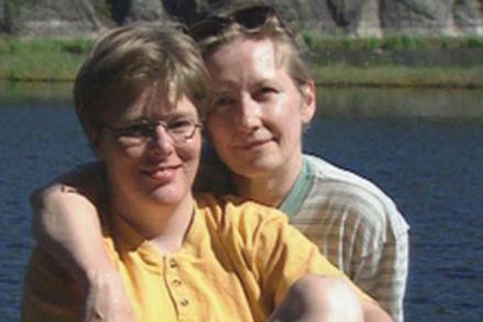 Musta valkoisella lesbo kuvia