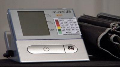 Verenpainemittarit Testissä