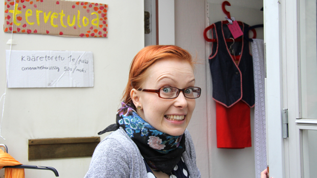 Kirppis omassa olohuoneessa | Olotila | Blogit | yle.fi