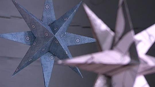 Tähti on kolmiulotteinen.