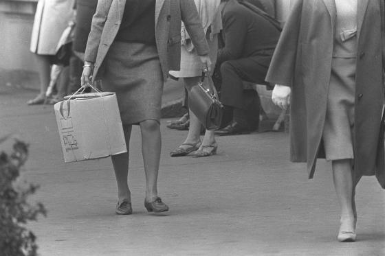 Kenkiä. 1960-luku.