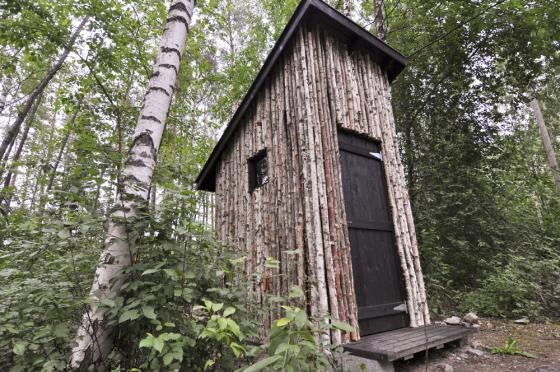 Ristomatti Ratia: Koivusaari. Kuva: Tuomo Eerikäinen / Linkkumylly