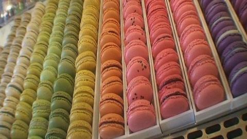 kuva: Macaron-leivoksia, Aoki, A-studio
