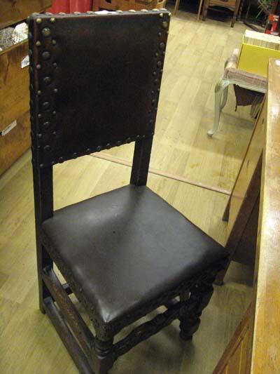 Tätä tuolia ei tarvitsisi tuunata ensinkään. Ihana!