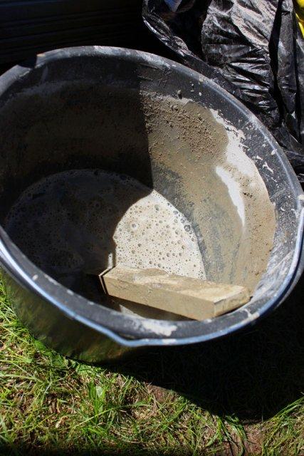 betonin sekoitus