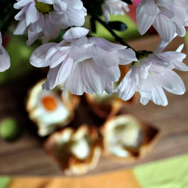 Croque Madame -muffinit. Kuva: Ulla Vuorela, Yle Olotila
