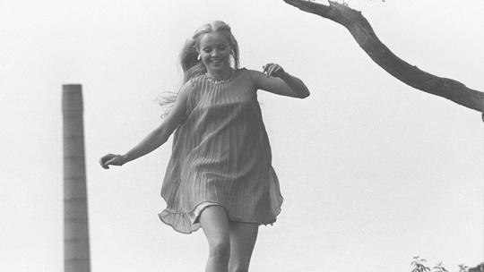 Rakkaudesta suomalaiseen naiseen. Kuva: Kalle Kultala, 1960-luku