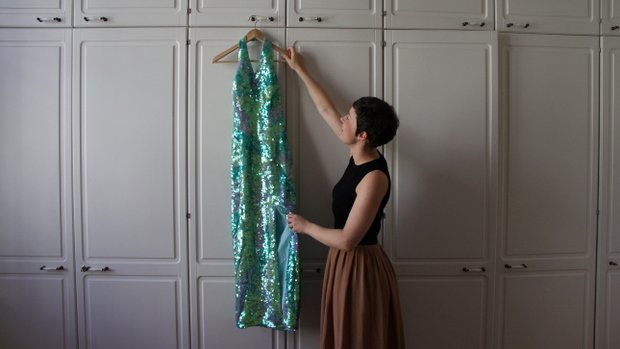 Vintage-mekko. Kuva: Reetta Arvila, YLE