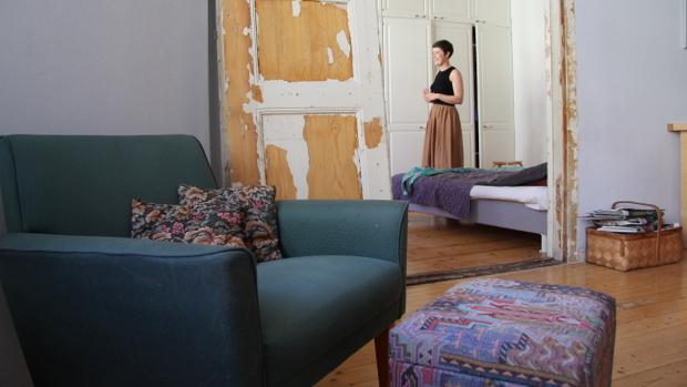 Vintage-nojatuoli. Kuva: Reetta Arvila, YLE