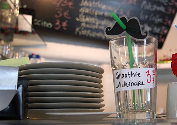 Fabbes Cafe on enemmän kuin kahvila. Kuva: Siiri Huttunen