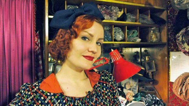 Blogistania - Fiona Timantti. Kuva: Viivi Lehtonen