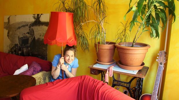 Lamppu on peräisin Kurvin Fidalta. Kuva: Reetta Arvila, Yle