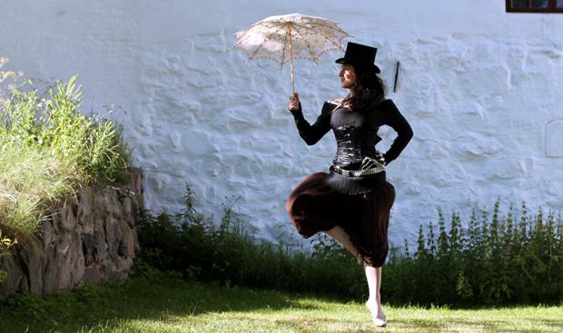 Steampunk: Magdalena Hai. Kuva: Magdalena Hai.