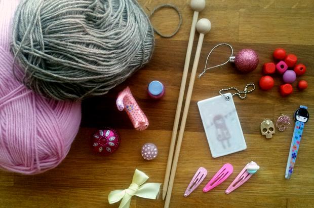 Magic Yarn Ball on hauska lahjavinkki neulovalle ystävälle. Kuva: Anni Alatalo, Yle Olotila.