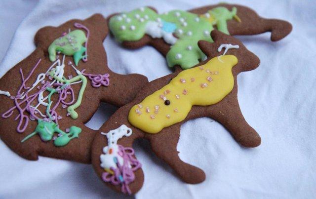 Pipareita pikeerikuorrutuksella! Kuva: http://sillasipuli.blogspot.com/ -blogi