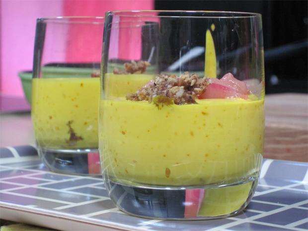 Voita ja Sokeria -resepti: Sahramijogurttia. Kuva: Retu Liikanen