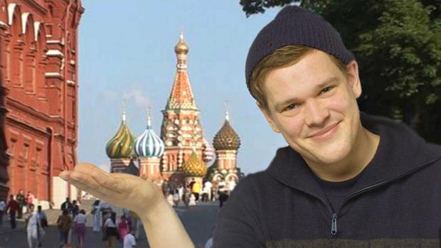 Ville Haapasalo Venäjä