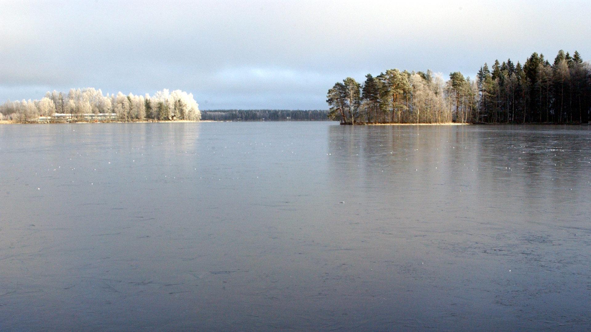 Järven Jäät