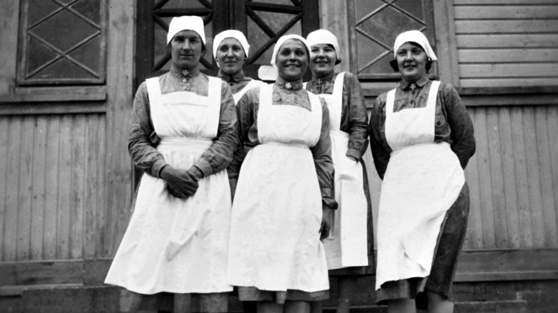 Mitä naiset tekisivät sodan aikana? | #sota39 | Historia | vakuutuslinkki.fi