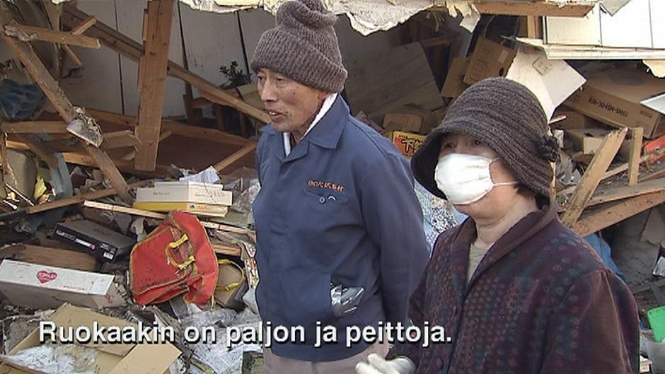 japanilaiset naiset pohjois karjala
