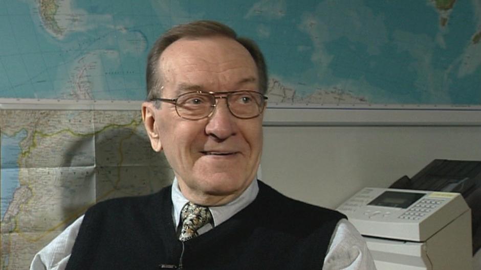 Toiveikas maailmanparantaja Harri Holkeri | Elävä arkisto | YLE