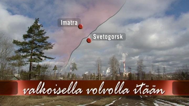 Työmatkana Imatra–Svetogorsk - YLE