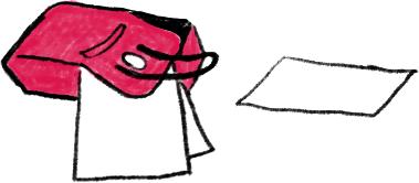 Kuvituskuva: reppu