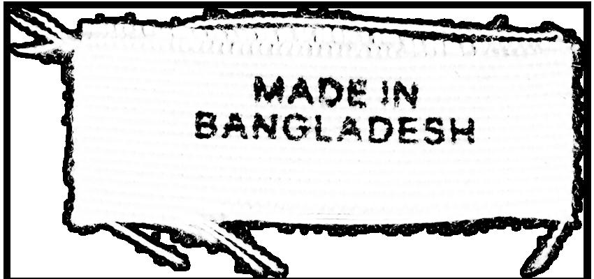 MADE IN BANGLADESH
